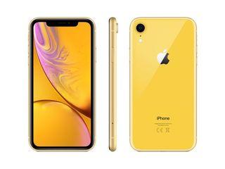 iPhone xr 64Gb amarillo libre