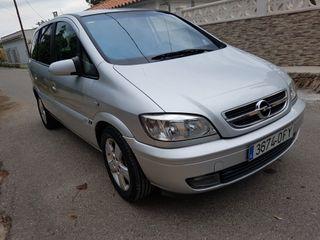 Opel Zafira 2.0 DIESEL 7 PLASAS 100cv 2005