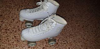 patines profesionales regalo serie entera perdidos