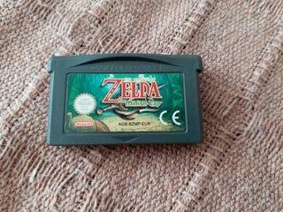 Juego Zelda the Minish cap Gameboy advance