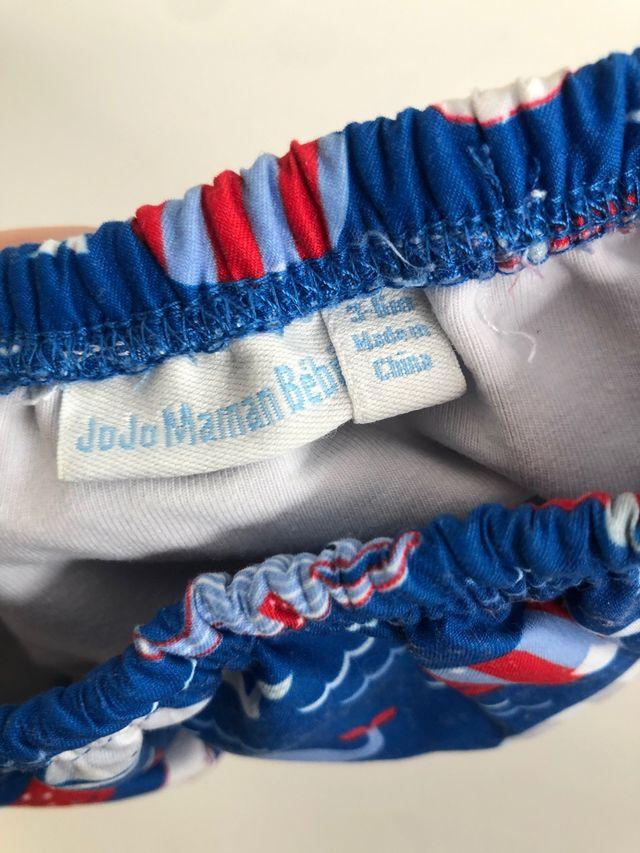 Bañador Bebe marca Jojo Maman