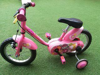 Bicicleta infantil 14''