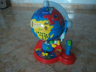 Bola del mundo niños
