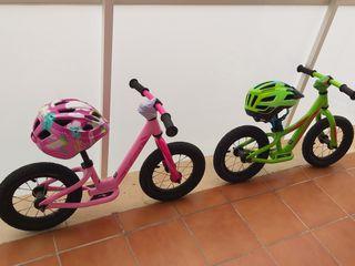 Bicicleta infantil Hotwalk Specialized