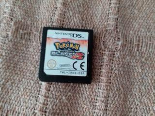 Juego Pokemon edicion blanca 2 Nintendo DS