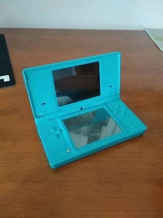 Nintendo DS Azul Con Cámara FUNCIONA PERFECTAMENTE