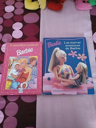 libros Barbie