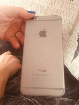 iPhone 6 32gb plata