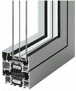 Aluminio, persianas, cristalería, mosquiteras.