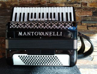 Acordeon Mantovanelli