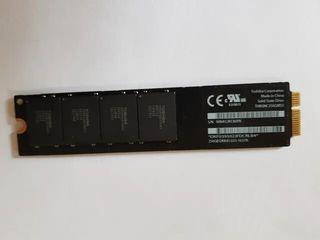 Macbook Air 13 A1369 256gb SSD Disco Duro