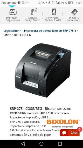 Impresora ticket