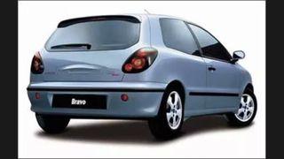 Paragolpes trasero Fiat Bravo I