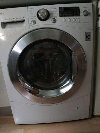 Lavadora-Secadora LG 9kg lavado/6kg secado