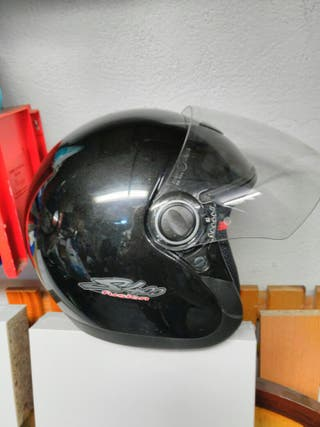Casco moto talla XS