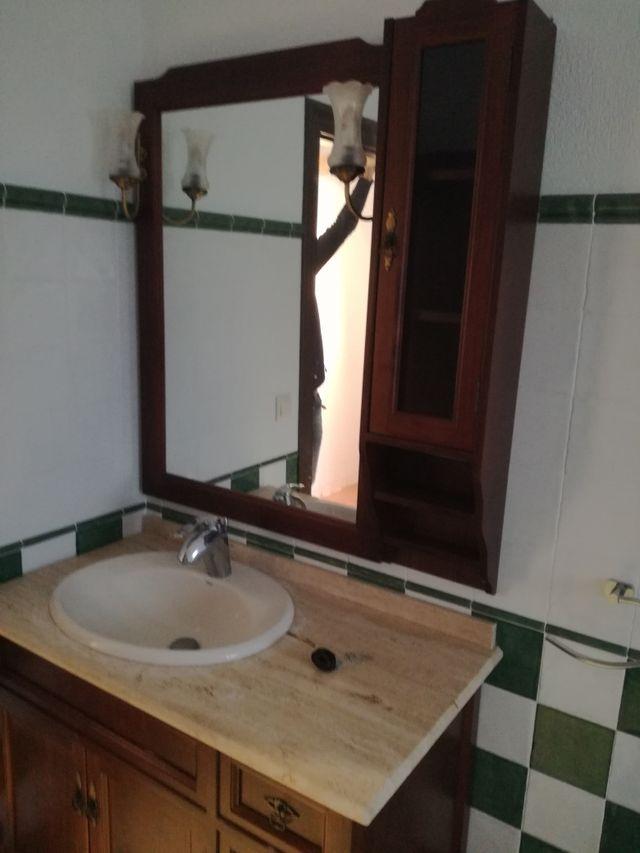 Mueble de cuarto de baño rustico de segunda mano por 200 ...