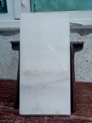 baldosas de mármol 4,50 el metro
