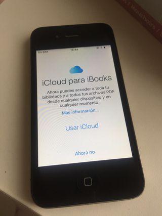 móvil iphone 4 en buen estado