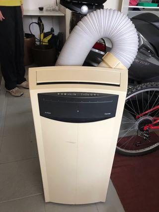 Aire acondicionado + calefactor + deshumidificador