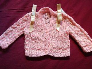 chaqueta de bebé