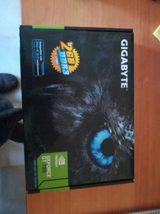 tarjeta gráfica Gigabyte Nvidia GeForce GT 730