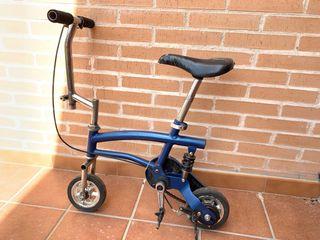 Mini bicicleta de circo