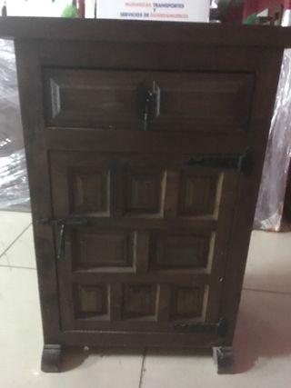 Recibidor madera 0,80x060x030