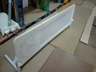 barrera protectora de cama