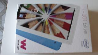 """Tablet Woxter I-101 Blue de 10,1"""" NUEVA A ESTRENAR"""