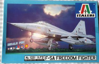 Maqueta F-5 A 1/72