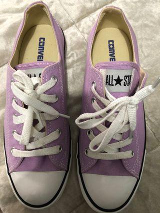 Sapatos converse nuevos