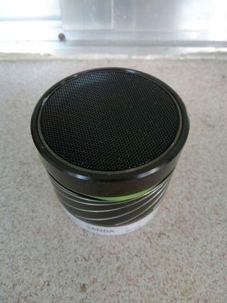 solo hasta el 26/4 liquidación altavoz Bluetooth