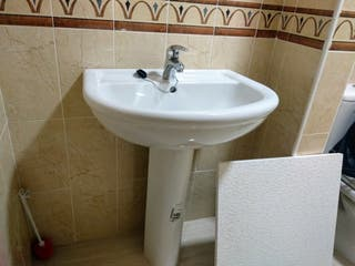 3 lavabos de baño