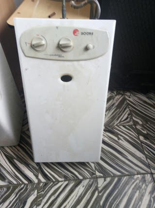 calentador de gas marca fagor