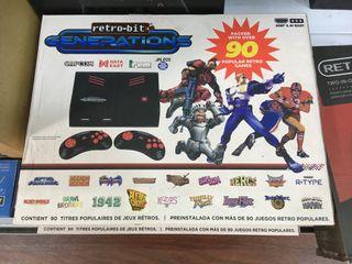 Consola Arcade 90 Juegos