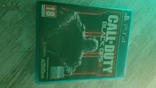 Video juego PS4 Call Of Duty Black Ops 3