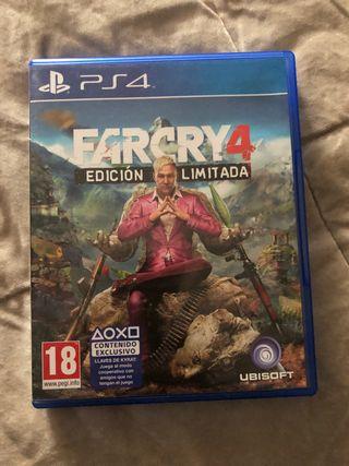 Juego PS4 FARCRY4