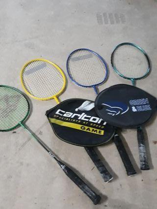 raquetes bagminton