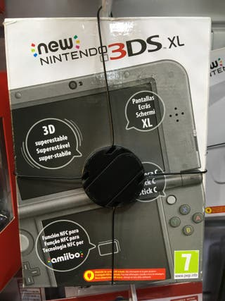 New Nintendo 3DS XL Negro
