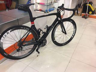Bicicleta carretera BRT TW 2.0 carbono