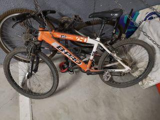 Bicicleta B-Pro de 24 pulgadas