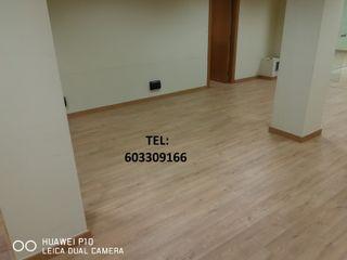 .Instalador de suelos de madera,laminados