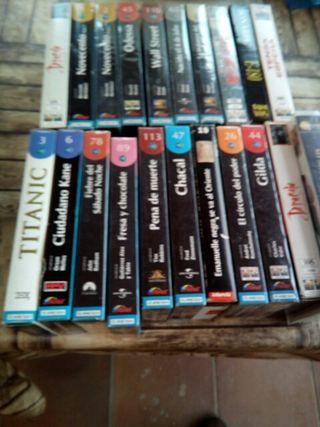 33 películas VHS