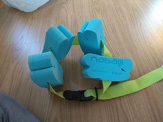 Cinturón de natación DECATHLON
