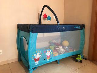 Cuna de viaje / parque infantil