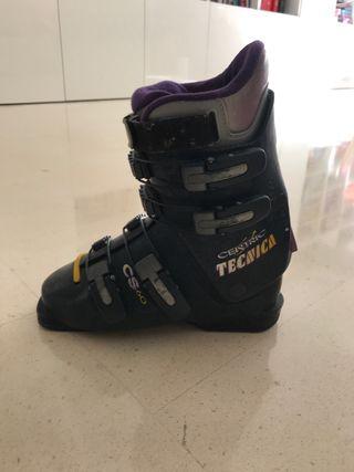 Botas esquí talla 38