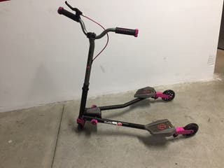 Patinete Shake & Skate Roll Run rosa