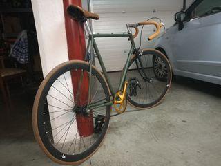 Bicicleta fixie BH titán de 1987