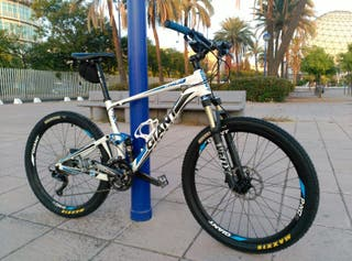 Bici gama alta Giant Anthem X2 doble suspension