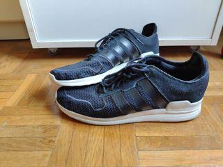 zapatillas Adidas original negras de malla